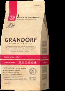 Lamb & Brown Rice – Indoor